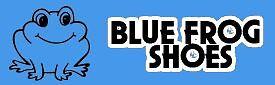 Blue Frog Shoes