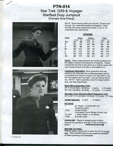 REVISED-Star-Trek-DS9-amp-Voyager-Female-Jumpsuit-Pattern