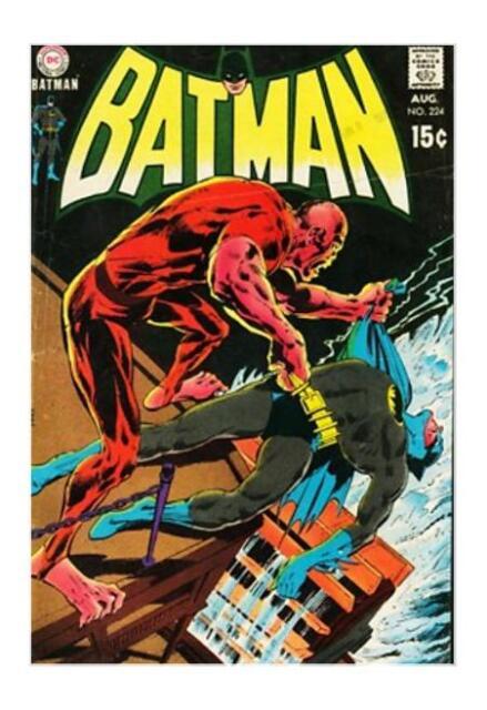 Batman '70 224 G U2