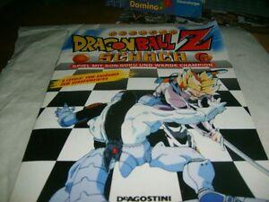 1-Heft-Dragon-Ball-Dragonball-Z-Schach-DeAgostini-verschiedene-Level