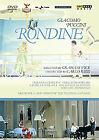 Giacomo Puccini - La Rondine (DVD, 2008)