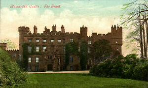 Hawarden-Castle-The-Front-by-Valentines-57781