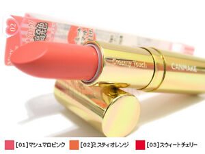Canmake-Japan-Creamy-Touch-Rouge-Lipstick-with-HA-amp-Collagen