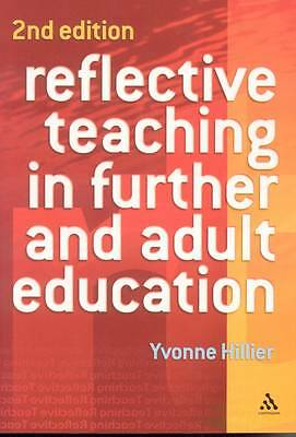 Reflective Teaching in Further and Adult Education-ExLibrary