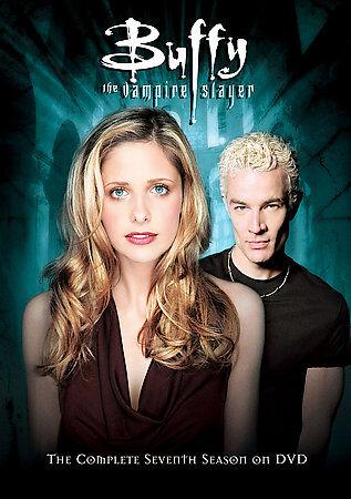 Buffy the Vampire Slayer ~ Complete Seventh Season ~ 22 episodes ~ 6 Disc DVD ~