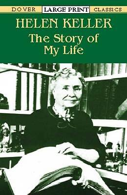 The Story of My Life (Dover Large Print Classics)-ExLibrary