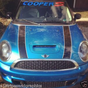 Choose the color! Undercompensating Funny Sticker Decal for MINI Cooper