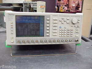 Image of Anritsu-MG3681A by RF Imaging and Communications