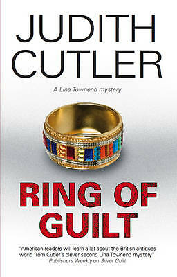 Cutler, Judith, Ring of Guilt (Lina Townend Mystery), Very Good Book