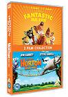 Fantastic Mr Fox / Horton Hears A Who! (DVD, 2011)