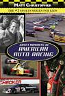 Great Moments in American Auto Racing by Matt Christopher (Paperback, 2011)