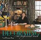 Decorating: The Professional Touch by Carol Donayre Bugg (Hardback, 2009)