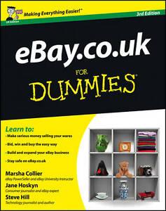 eBay-co-uk-For-Dummies-New
