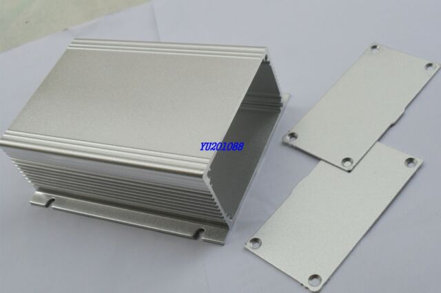 NEW DIY Aluminum Project Enclosure Box Electronic case 110x74x38mm