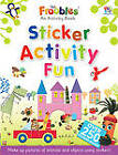 Big Book of Sticker Fun by Ella Davies (Paperback, 2012)