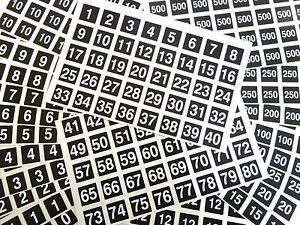 numerotation-autocollants-blanc-numeros-MARCHE-NOIR-20mm-carre-plastique