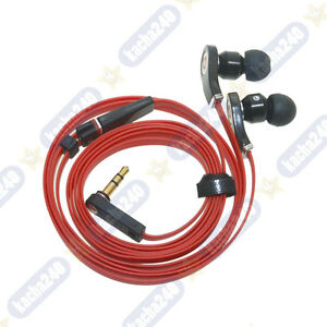 3-5mm-tour-In-Ear-Headphone-Earphone-Earbuds-for-PSP-MP3-MP4-flat-cable