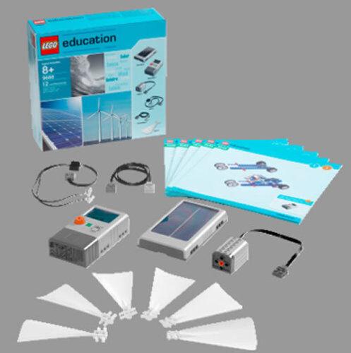 LEGO® education 8+ Erneuerbare Energie Set Solar 9688