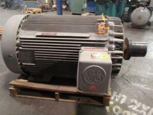 Ge 300 hp ac motor ebay 300 hp motor