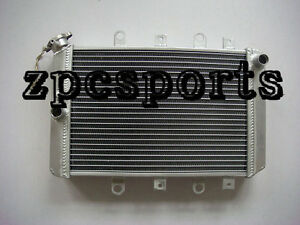 New-Radiator-ATV-Yamaha-Grizzly-700-2007-11-2008-2009-2010-2011