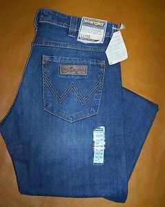 WRANGLER-jeans-CLYDE-tessuto-broken-twill-StoneWash-W42