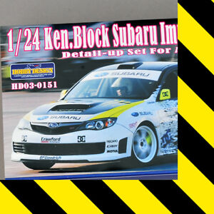 Hobby-Design-HD03-0151-1-24-Ken-Block-Subaru-Impreza-STI-Detail-up-Set