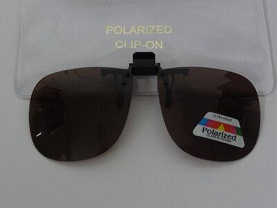 Brillenaufstecker polarisierend, Polarisationsbrille, Polbrille, Angelerbrille