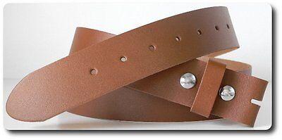Bucklegürtel - Ledergürtel - Jeansgürtel - Wechselgürtel - Gürtel für Buckle