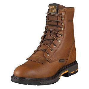 Ariat-Work-Boots-Workhog-8-Western-Golden-Grizzly-Men-10001210
