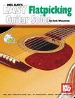 Easy Flatpicking Guitar Solos by Dick Weissman (1998, Paperback)