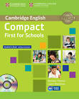 Compact First for Schools Student's Book without Answers with CD-ROM by Laura Matthews, Barbara Thomas (Mixed media product, 2013)