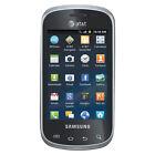 Samsung Galaxy Appeal SGH-I827 - 4GB - Silver (AT&T) Smartphone