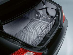Genuine oem mercedes benz e cls class w211 c219 side cargo for Mercedes benz cargo net