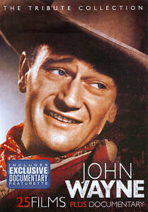 John-Wayne-The-Tribute-Collection-DVD-2011-4-Disc-Set-Brand-New