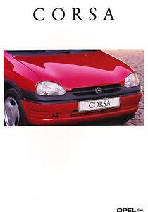 1996-1997-Opel-Corsa-Finland-Sales-Brochure-Prospekt