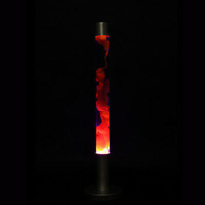 Mega Lavalampe - Design Lampe - Lava blau-lila/orange Lava Lampe Leuchte Licht