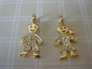 Girl-Boy-Pendant-14-Kt-Gold-Plated-Made-With-Swarovski-Crystals