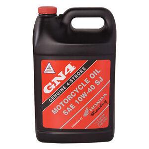 ea pro honda gn  stroke motor oil   gallon ebay
