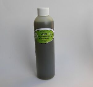 8-OZ-PURE-NEEM-OIL-ORGANIC-COLD-PRESSED-FREE-S-H