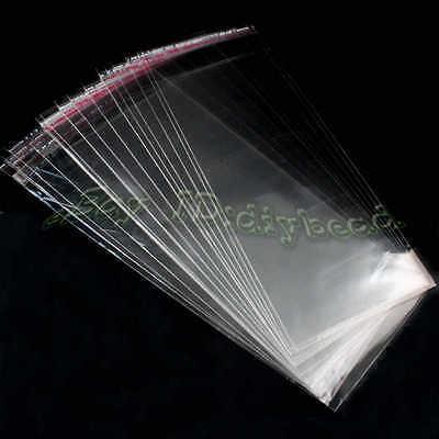200 White Charms Self Sealable Plastic Seal Bag 120338