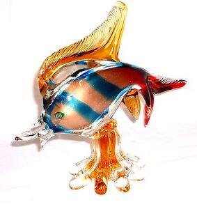 Sommerso-Fisch-Murano-Glasfisch-Barovier-amp-Toso-um-1960-70