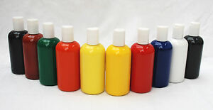 Scola-Fabric-Textile-Paint-150ml-10-Standard-Colours