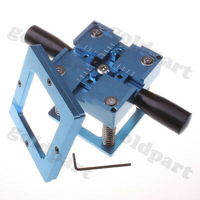 90mm×90mm BGA Reballing Station With Handles Stencil Template