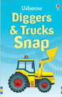 Trucks and Diggers Snap by Usborne Publishing Ltd (Cards, 2007)