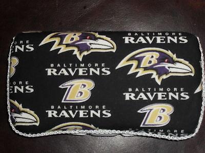 Baltimore Ravens Baby Wipes Case