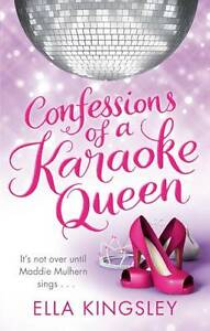 Confessions-of-a-Karaoke-Queen-Kingsley-Ella-Used-Good-Book