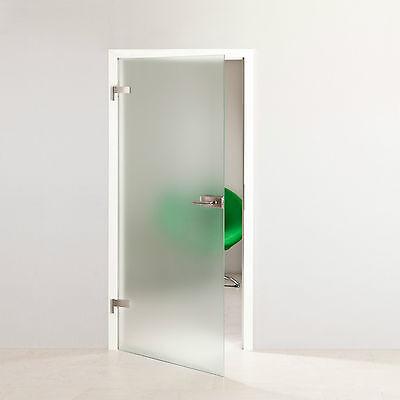 Ganzglastür Glastür Tür Innentür Ganzglastüren Türen Zimmertüren HDS Oberfläche