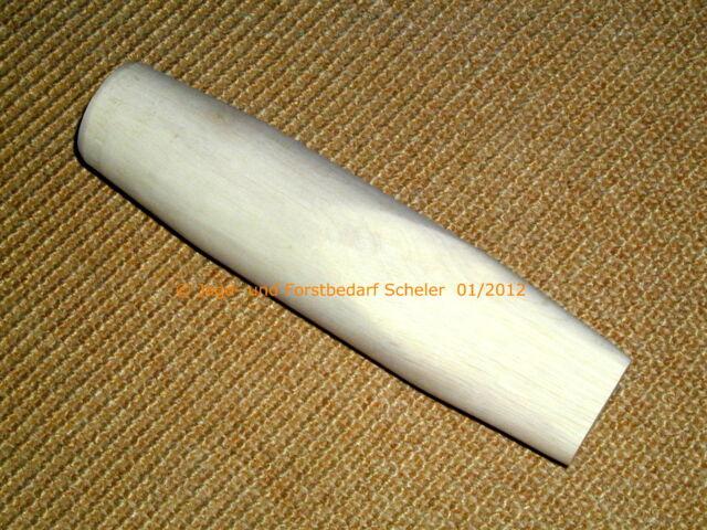 Holzeinsatz Weißbuche für Fäll- und Spaltkeil Ochsenkopf