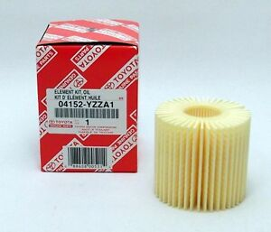 Genuine-Toyota-Oil-Filters-04152-YZZA1-Case-Qty-10
