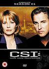 C.S.I. - Crime Scene Investigation - Vegas - Series 1 - Complete (DVD, 2010, 6-Disc Set)